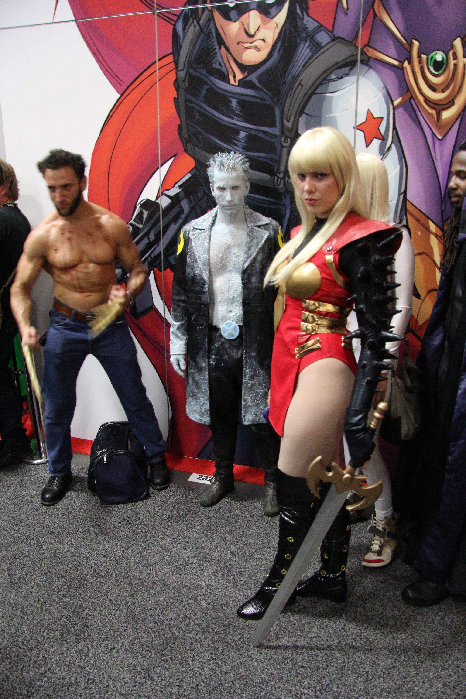 Comic-Con 2014: un trio di cosplayers