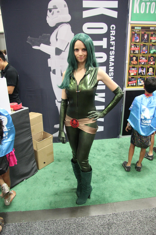 Comic-Con 2014: Cosplay - Viper