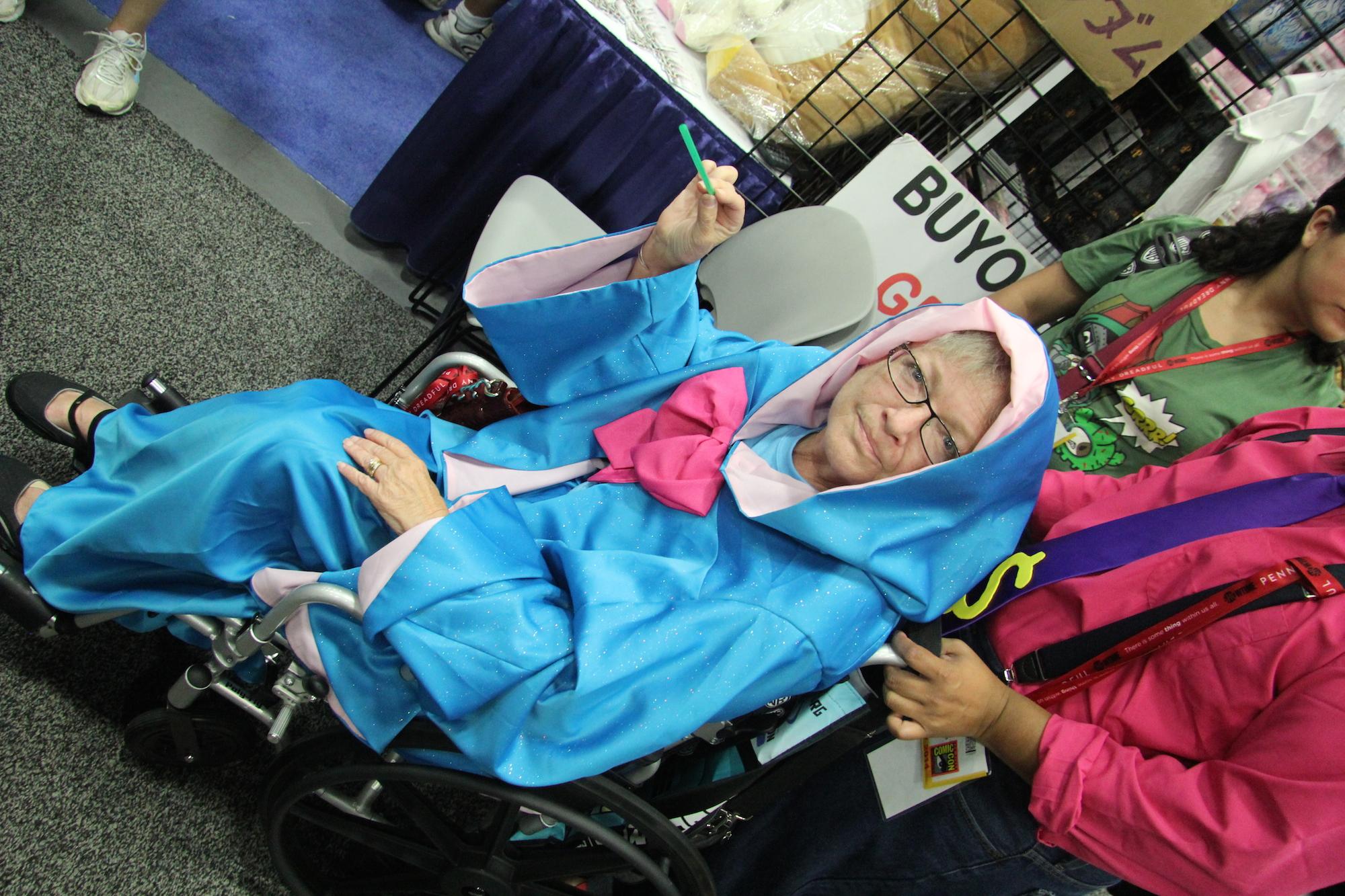 Comic-Con 2014: Cosplay - Una Fata Turchina