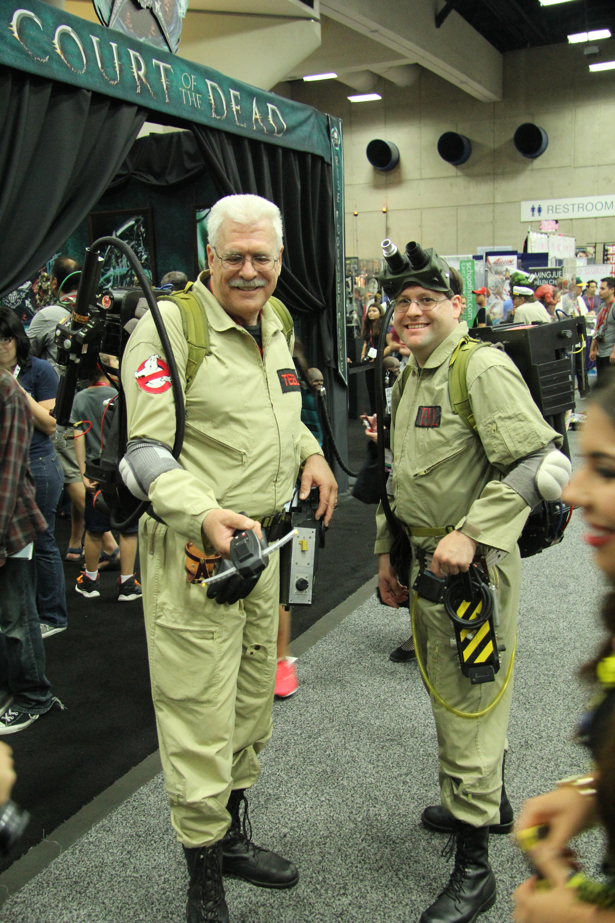 Comic-Con 2014: Cosplay - Ghostbusters a San Diego