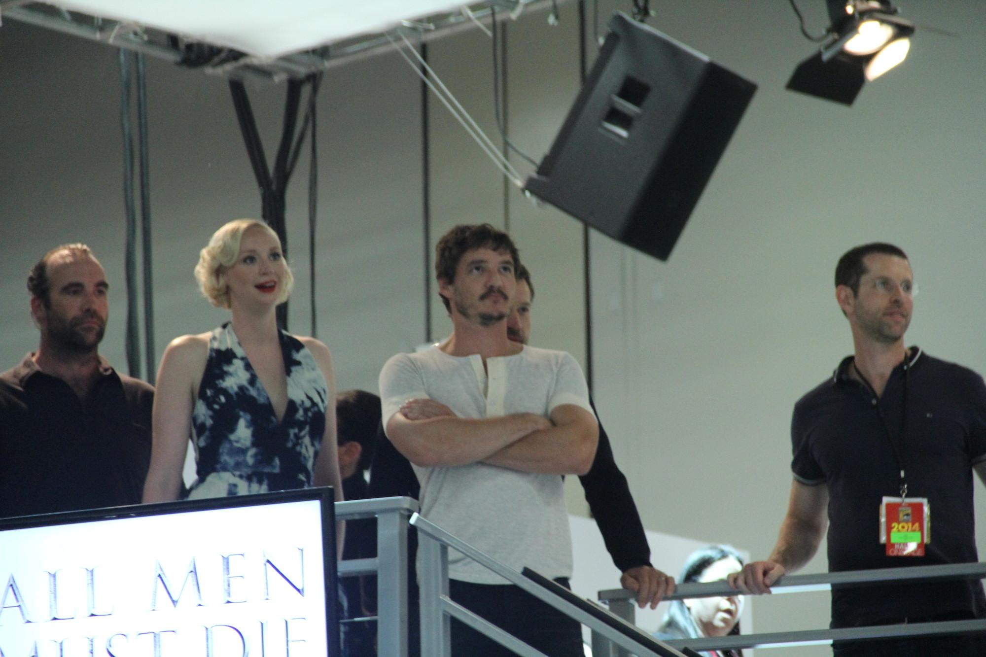 Comic-Con 2014: Gwendoline Christie, Pedro Pascal, Rory McCann nel panel de Il trono di spade