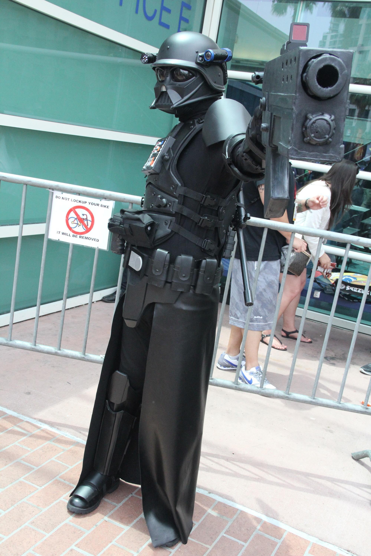 Comic-Con 2014: Cosplay- una presenza minacciosa