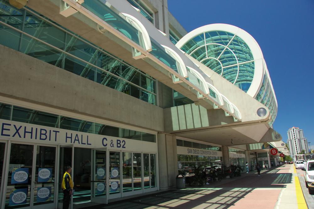 Comic-Con 2014: i luoghi del festival di San Diego