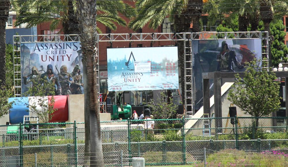 Comic-Con 2014: Assassin's Creed nei poster del festival di San Diego