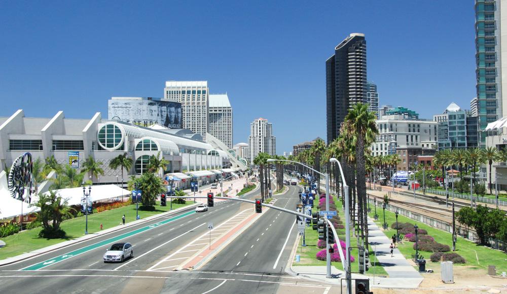 Comic-Con 2014: Legends nell'area del festival di San Diego