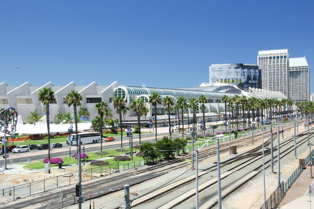Comic-Con 2014: un'immagine dall'area del festival di San Diego