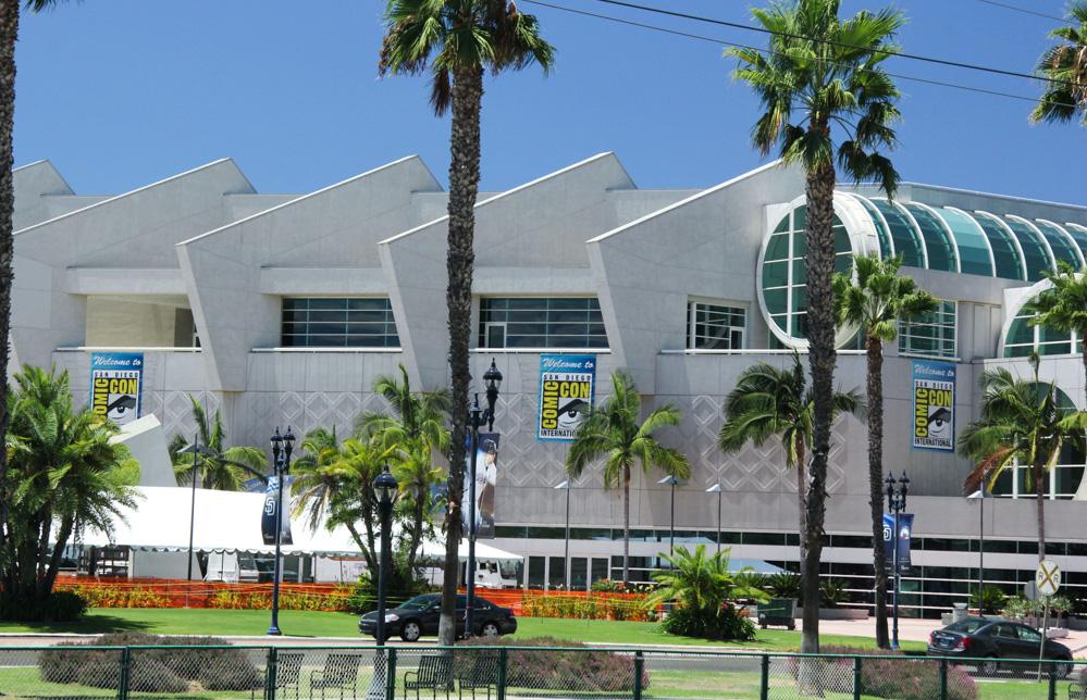 Comic-Con 2014: un'immagine dal festival di San Diego