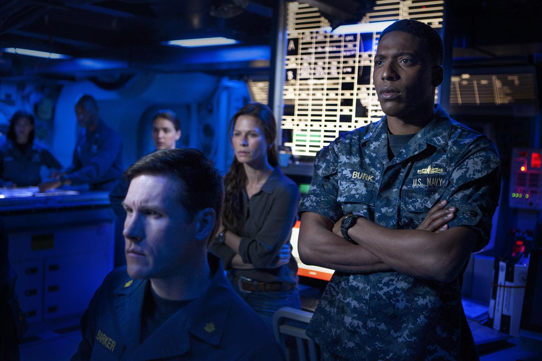 The Last Ship: Rhona Mitra nell'episodio Lockdown