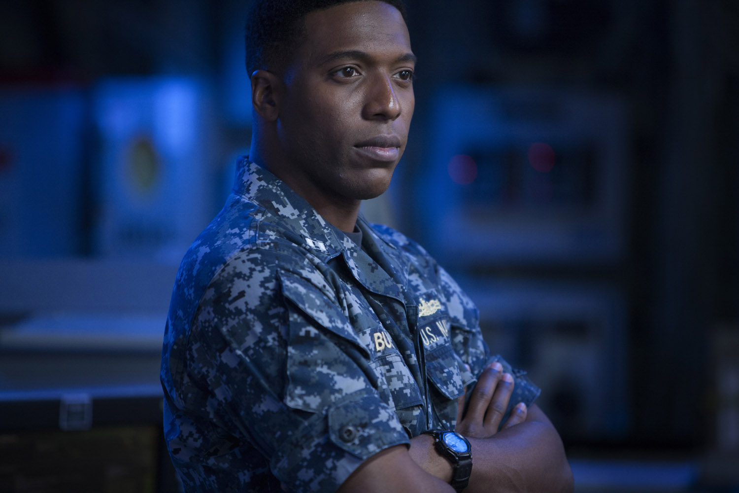 The Last Ship: un momento dell'episodio Lockdown
