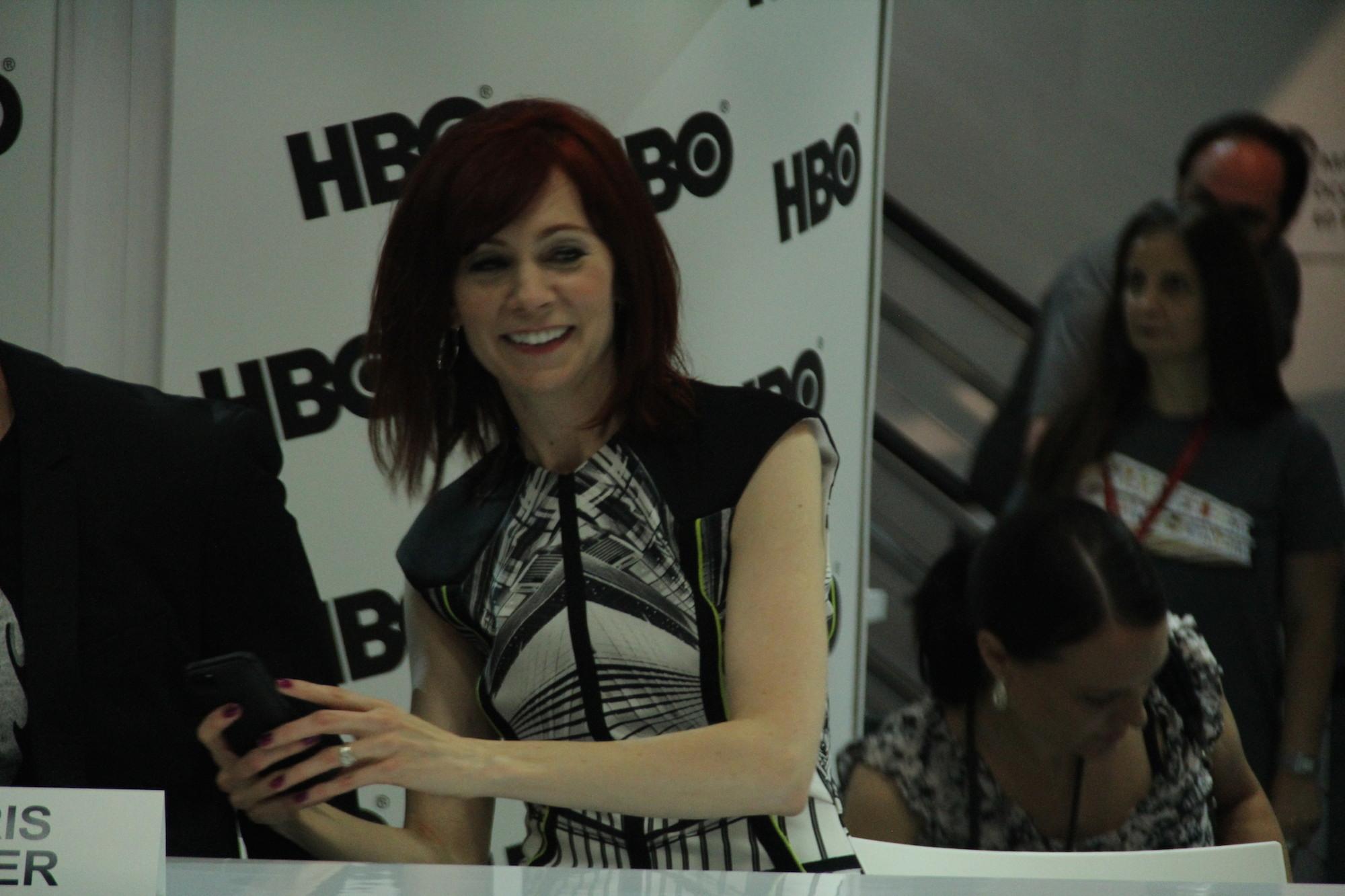 Comic-Con 2014: un'immagine di Carrie Preston di True Blood