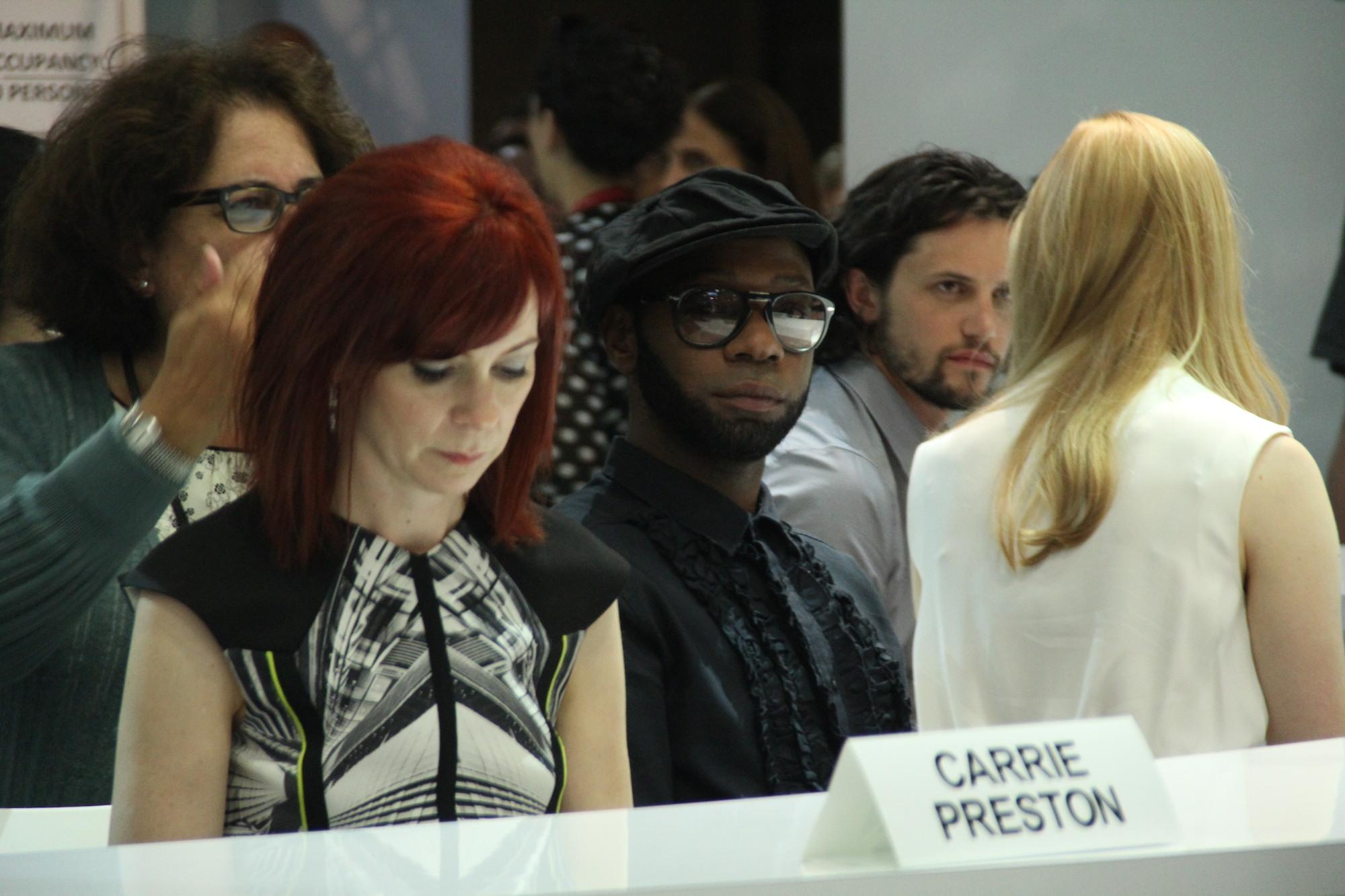 Comic-Con 2014: Carrie Preston di True Blood