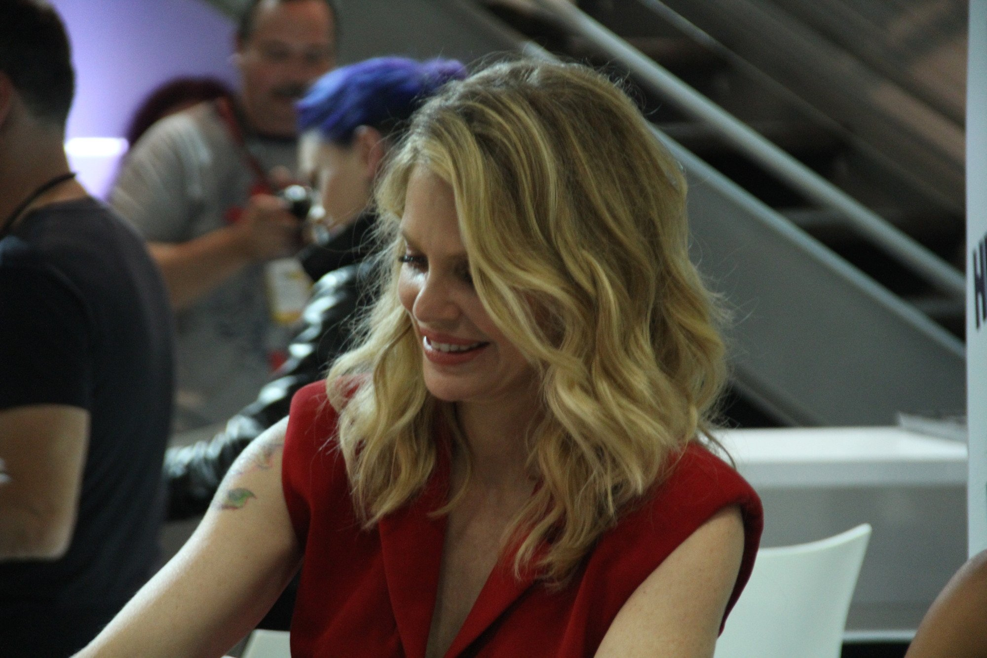Comic-Con 2014: Kristin Bauer nel panel di True Blood