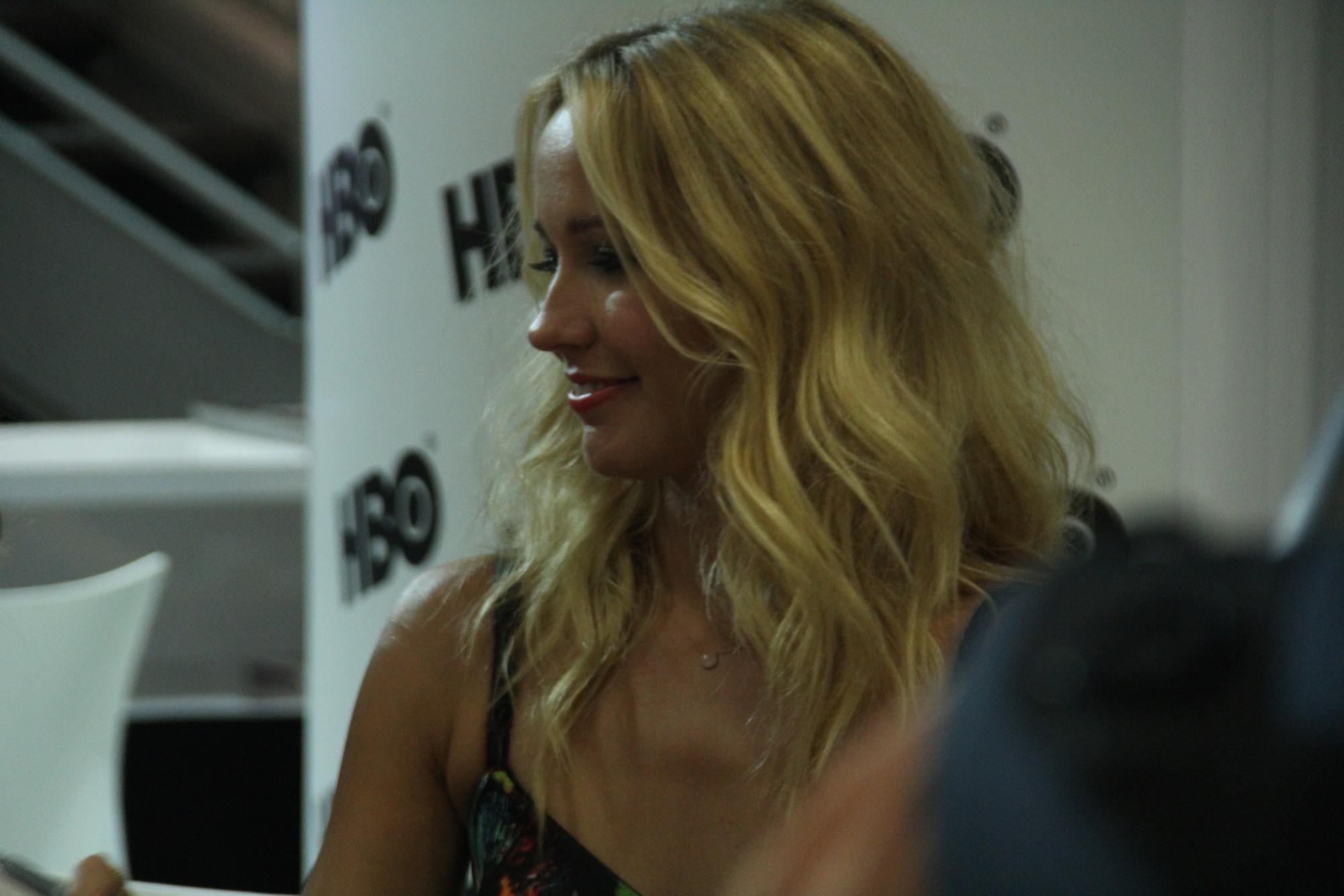 Comic-Con 2014: Anna Camp di True Blood