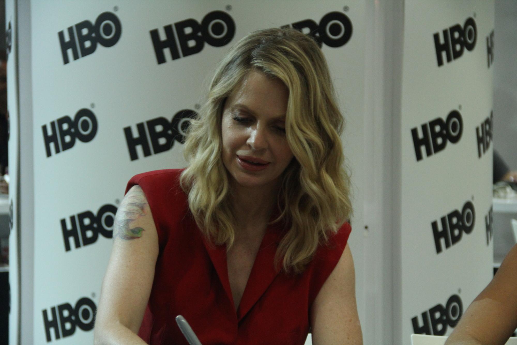 Comic-Con 2014: Kristin Bauer di True Blood