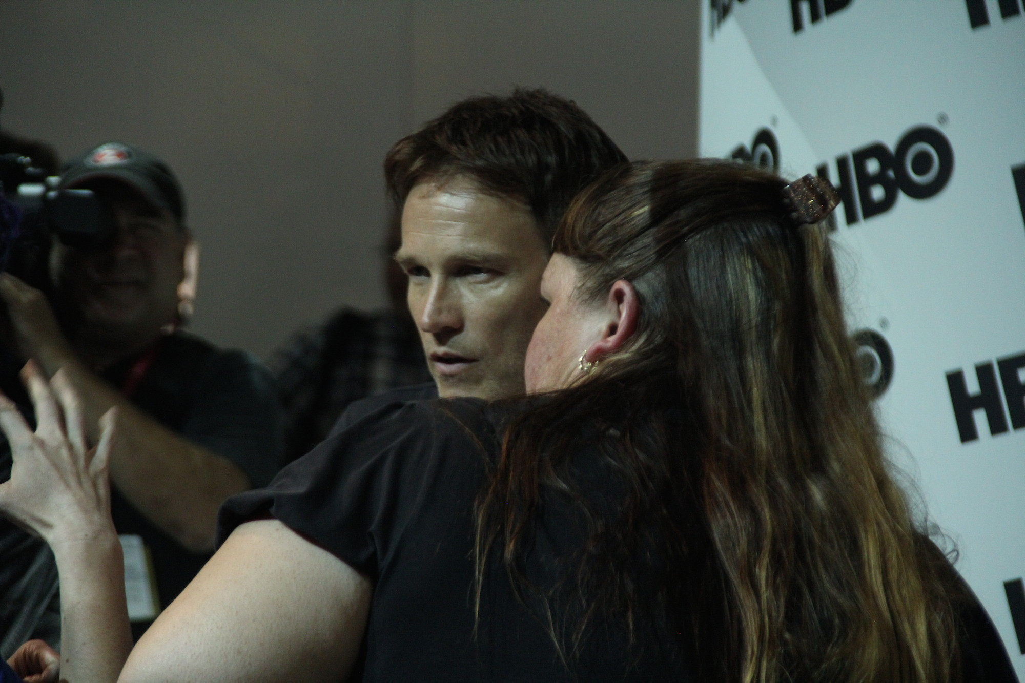 Comic-Con 2014: Stephen Moyer di True Blood