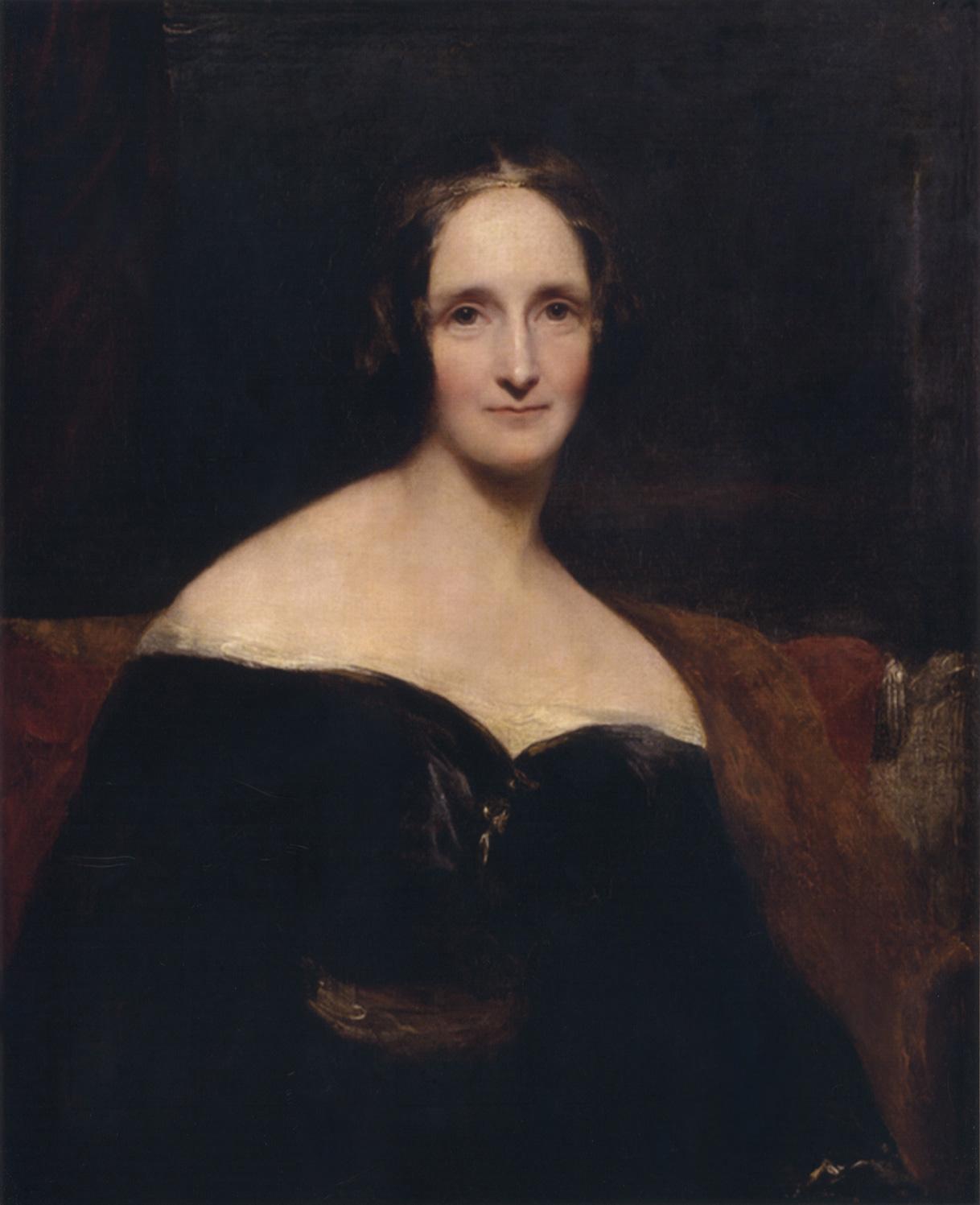 Mary Shelley, un ritratto della scrittrice di Frankenstein