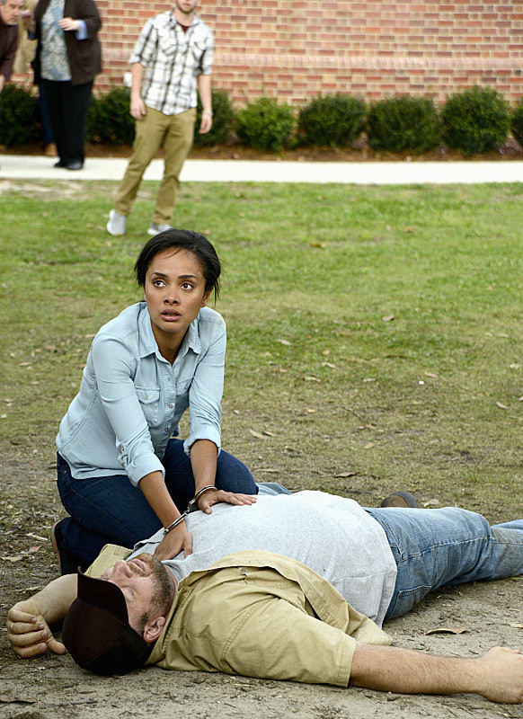 Under the Dome: Karla Crome nell'episodio Reconcilation