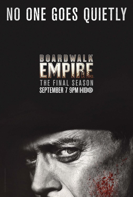 Boardwalk Empire: un poster della stagione 5