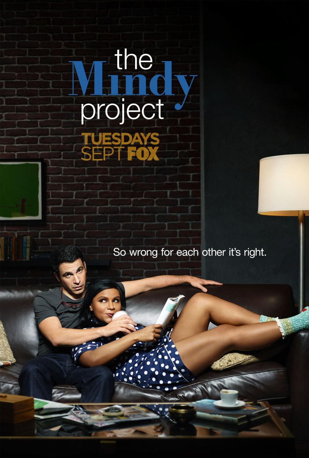 The Mindy Project: Un poster per la stagione 3