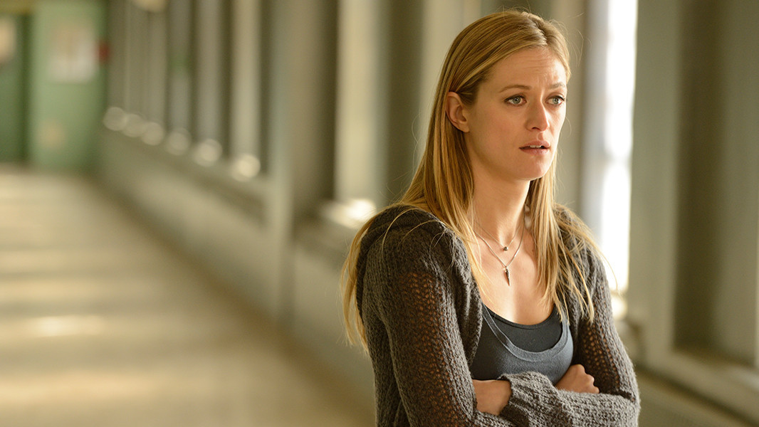 The Divide: una scena con Marin Ireland