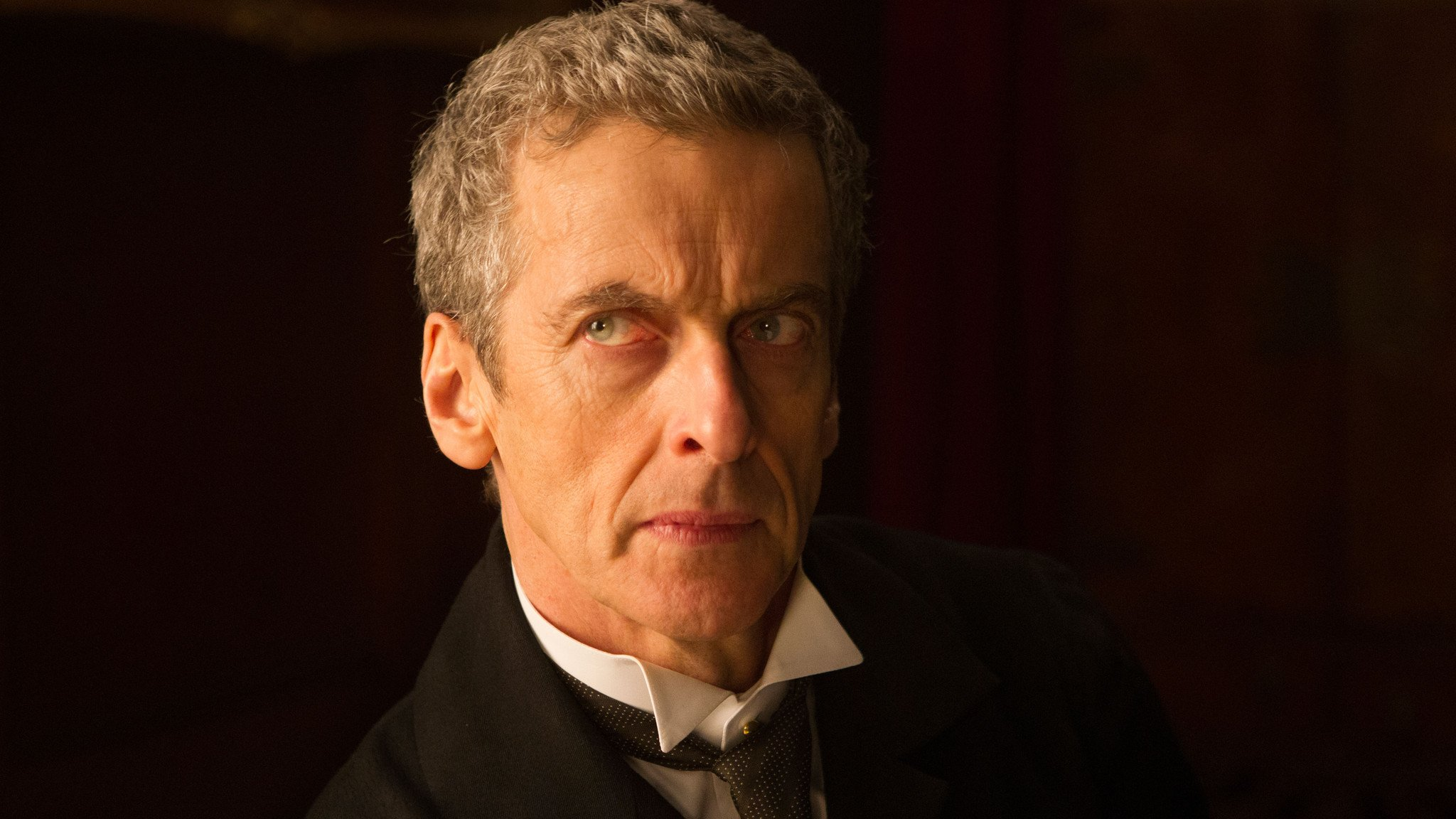 Doctor Who: Peter Capaldi nell'episodio Deep Breath