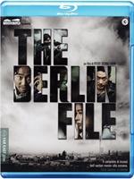 La cover del blu-ray di The Berlin File