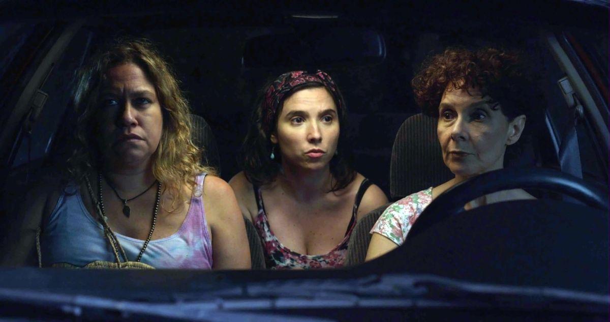 Dos disparos: Susana Pampin e Laura Paredes in una scena del film