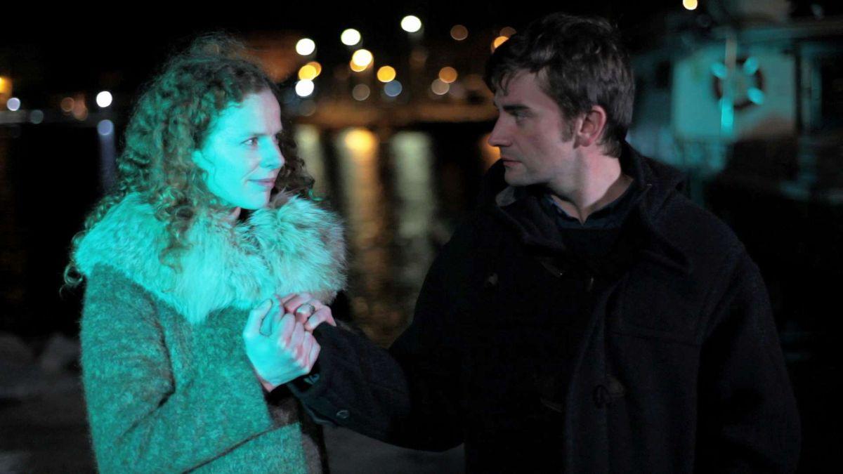 White Nights on the Pier: una scena del film