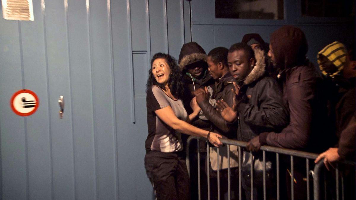 L'abri: una scena tratta dal documentario