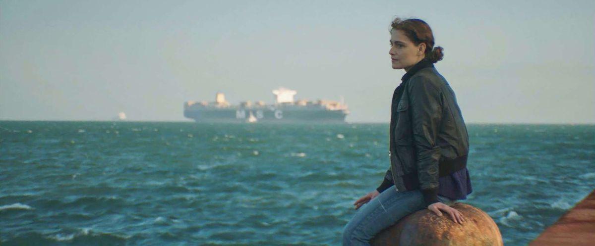 Fidelio (L'odyssée d'Alice): Ariane Labed nei panni di Alice in una scena del film