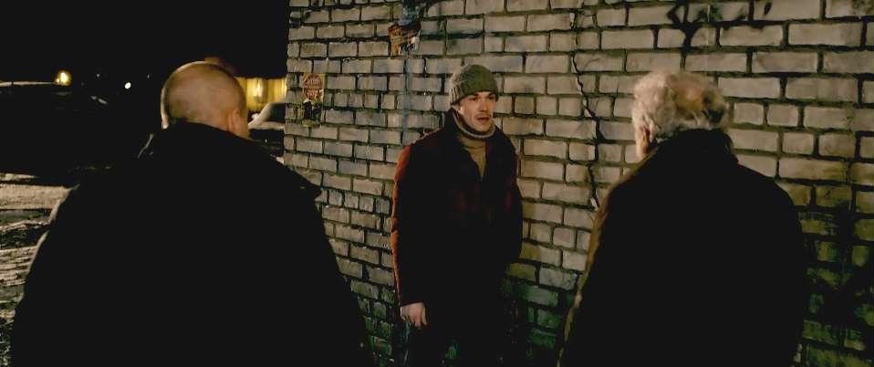 Artem Bystrov in una scena di The Fool