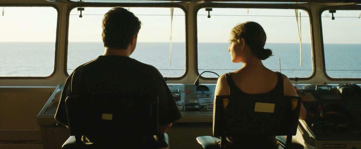 Ariane Labed e Melvil Poupaud sono Alice e Gaël in Fidelio (L'odyssée d'Alice)