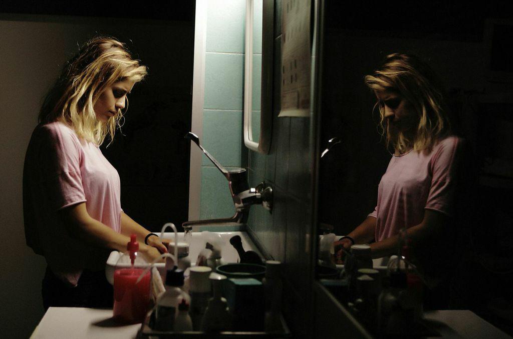 Greta Scarano in Senza nessuna pietà - foto esclusiva