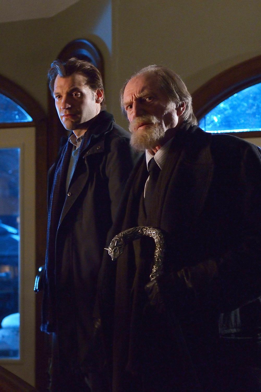 The Strain: Corey Stoll e David Bradley nell'episodio It's Not For Everyone