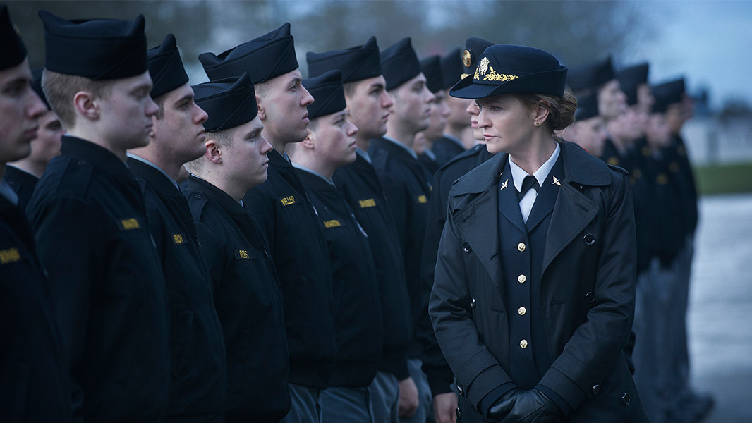 The Killing: Joan Allen nell'episodio Blood in the Water