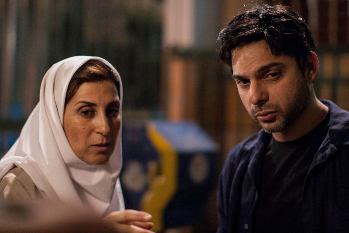 Peyman Moadi e Fatemeh Motamedaria in Tales