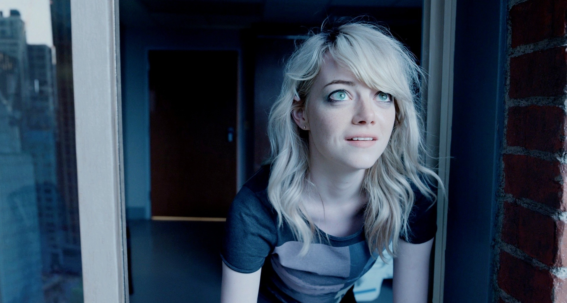 Emma Stone in Birdman (o Le imprevedibili virtù dell'ignoranza)