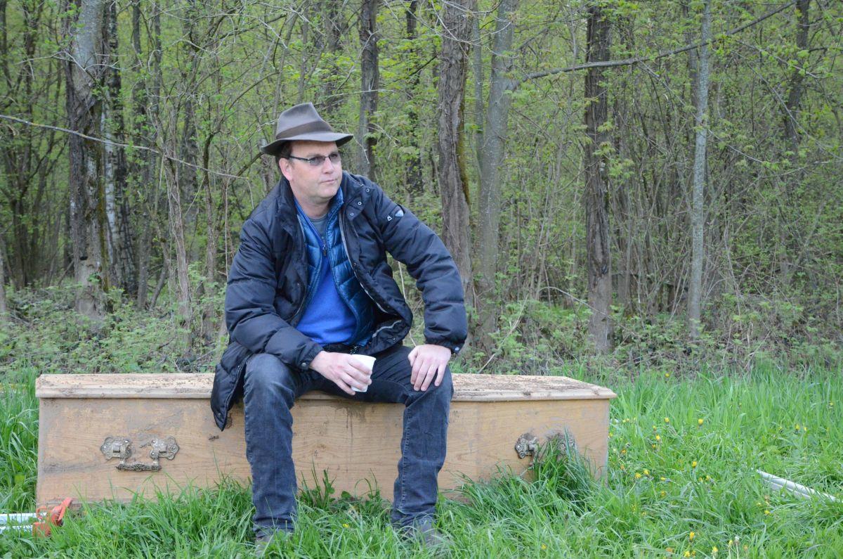The price of fame: il regista Xavier Beauvois sul set