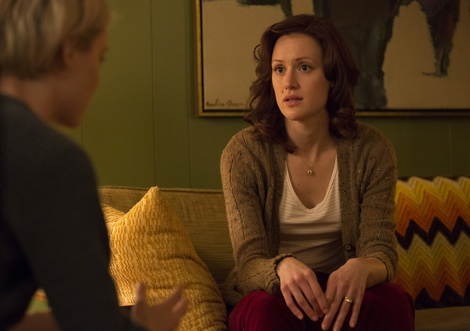 Halt and Catch Fire: Kerry Bishé nell'episodio 1984