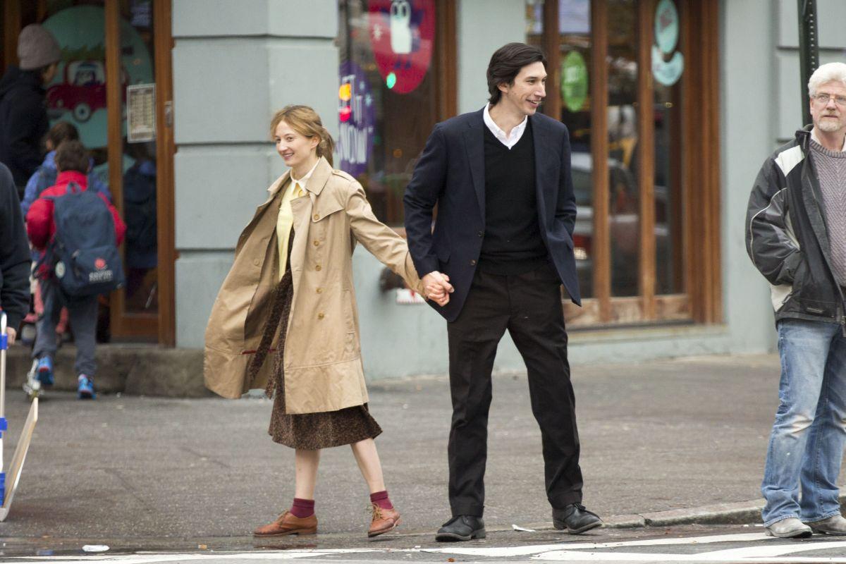 Adam Driver e Alba Rohrwacher in Hungry Hearts