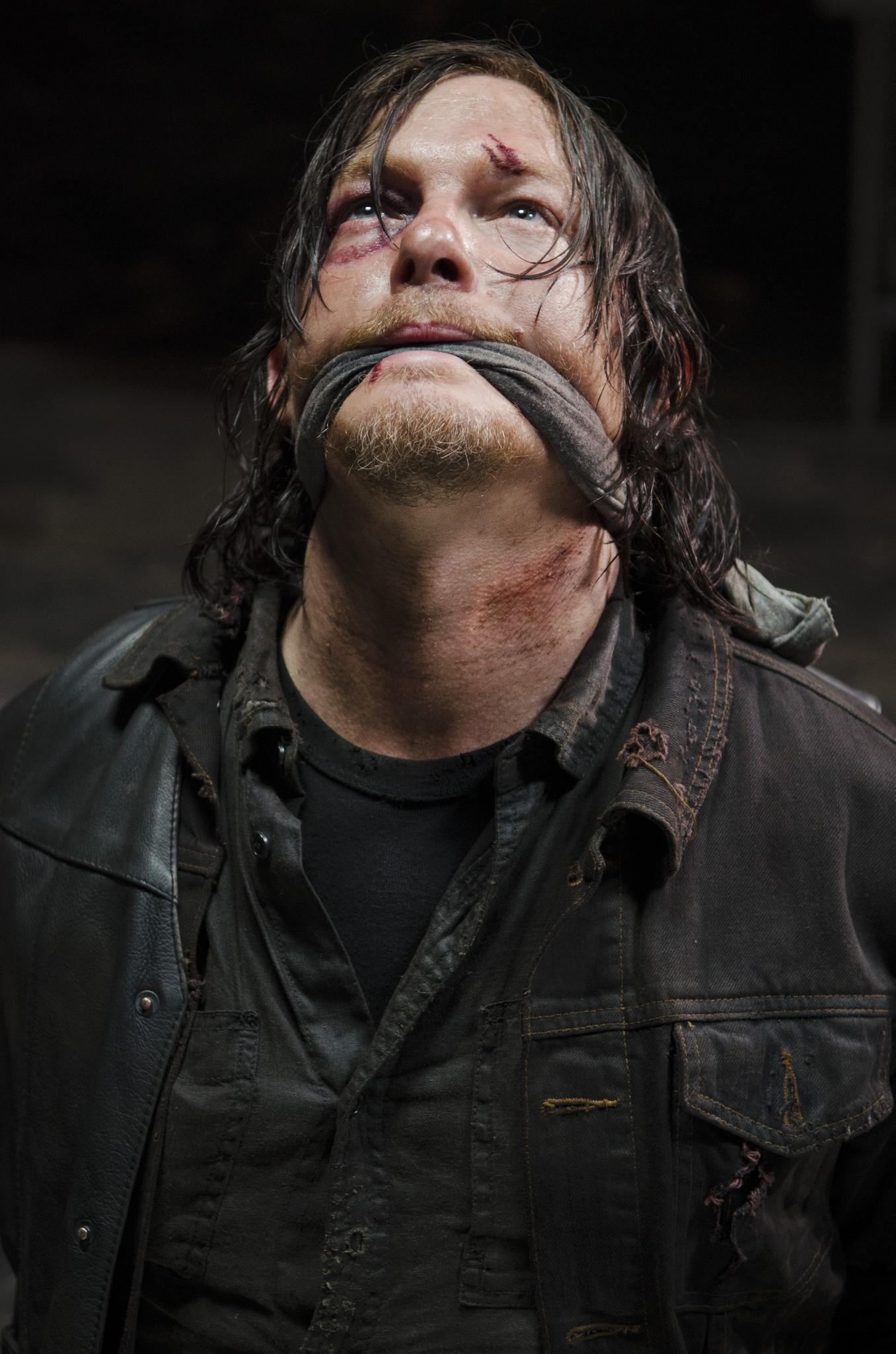 The Walking Dead, Norman Reedus nella quinta stagione