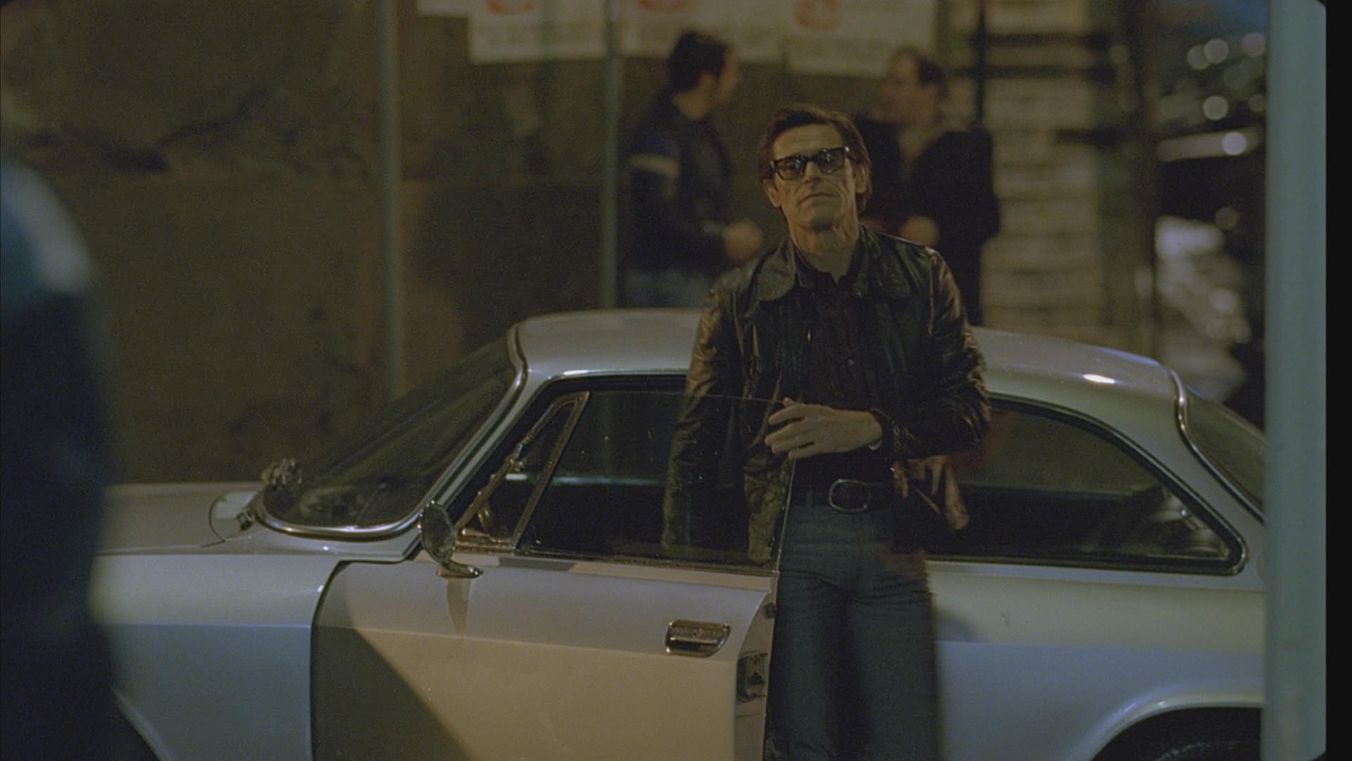 Pasolini: Willem Dafoe nei panni di Pier Paolo Pasolini nel film di Abel Ferrara