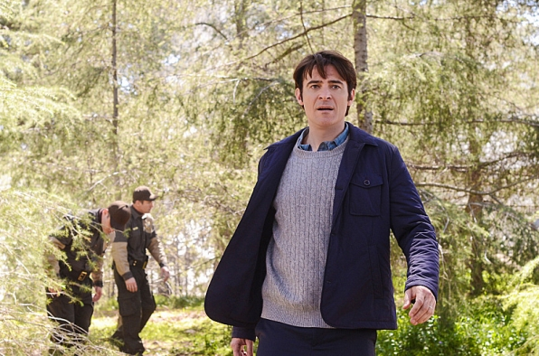 Extant: Goran Visnjic nell'episodio What on Earth Is Wrong?