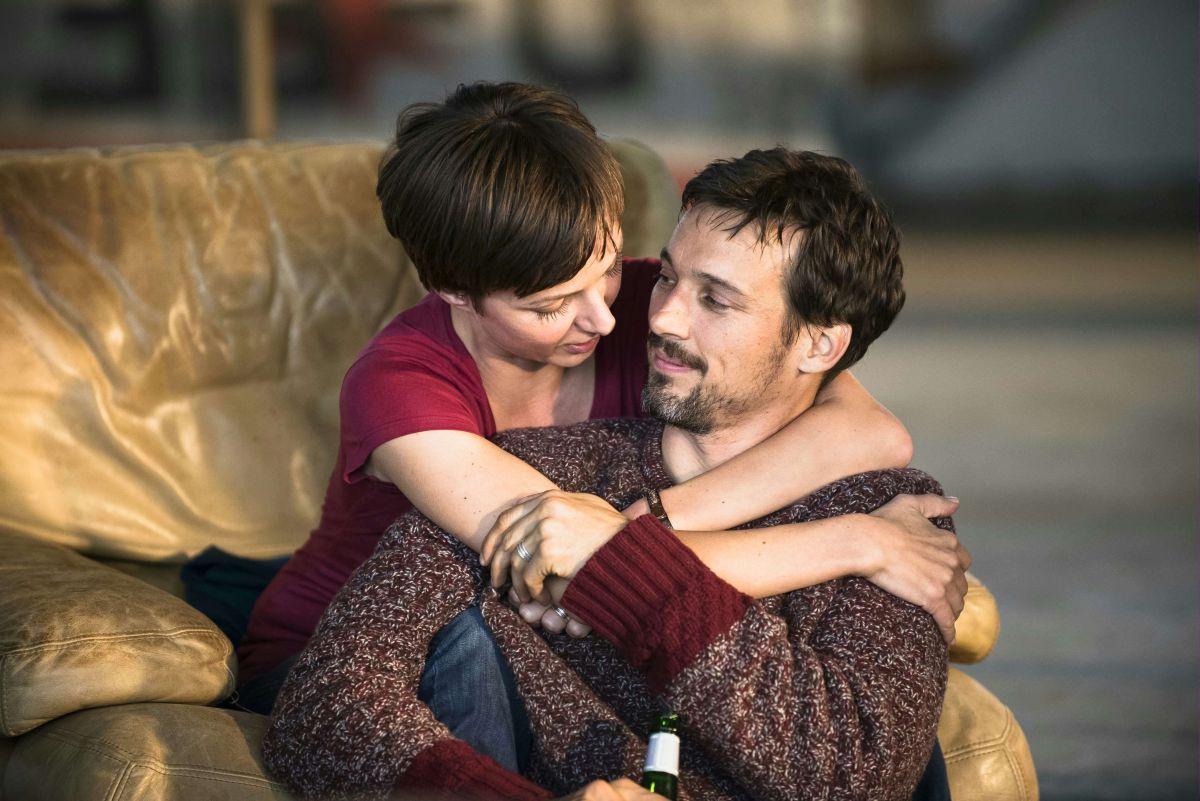 Tour de Force: Florian David Fitz con Julia Koschitz in una scena del film