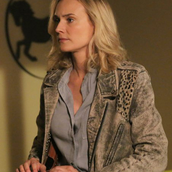 The Bridge: Diane Kruger nell'episodio Eye of the Deep