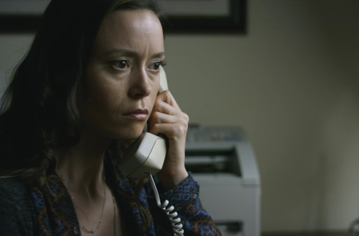 Sequestered: Summer Glau nell'episodio Proof of Life