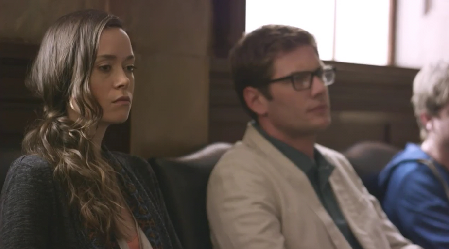 Sequestered: Summer Glau nel finale, All In