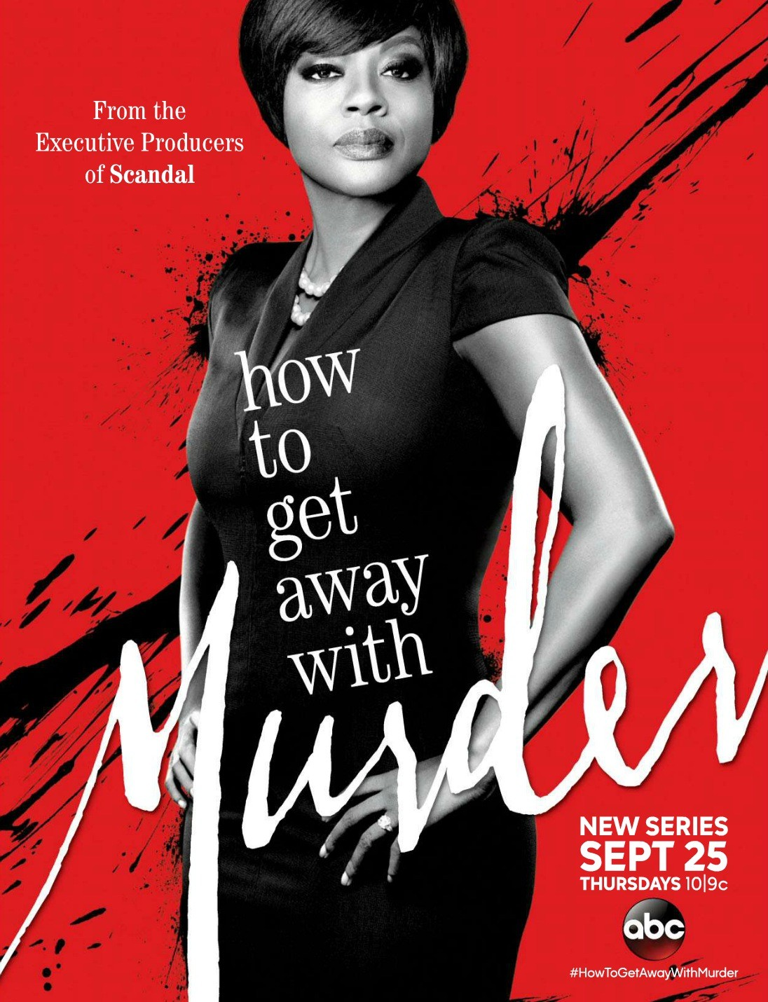 Locandina di How To Get Away With Murder