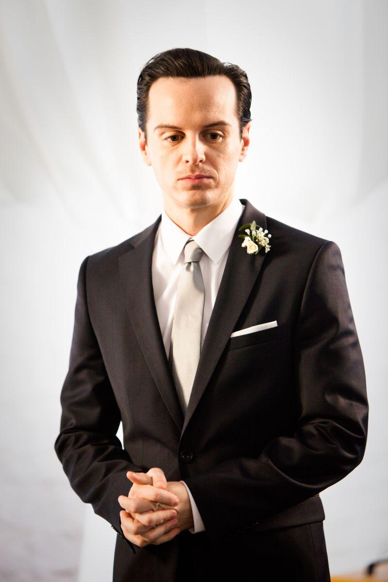 Andrew Scott  in The Stag - Se sopravvivo mi sposo