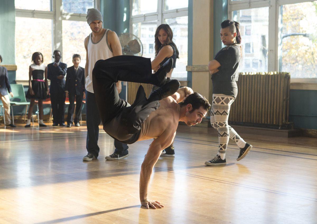 Una scena di ballo tratta da Step Up All In